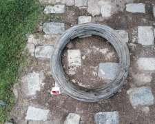 Alambre Alta Resistencia Acindar 17/15 Rollo 1000mts Nuevo