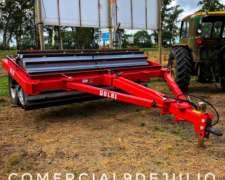 Rolo Picador Dolbi RG-300 Ganadero de 3mts con Transporte