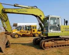Excavadora Hidráulica Hydromac H145 Europa / Tomamos Permuta