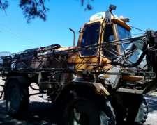 Pulverizadora Pla - 97 - Botalon Delantero