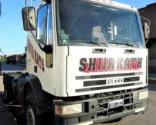Salga a Trabar sin Problemas. Vendo Camión Iveco 170e22 2010