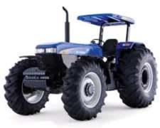 Tractor New Holland 7630 - Salta