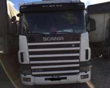 Scania R 330, Cabina Dormitorio
