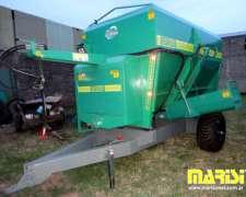 Mixer Marisi 4m3 Y 7m3 (mezclador Y Procesador)