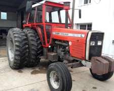 Tractor Massey Ferguson 1615 año 1996 Cabina Rod. Duall