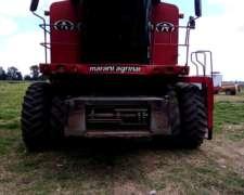 Cosechadora M. Agrinar Axial 3000 - 2.008 / 31 Pies de Plat.