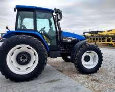 Tractor NH Ts120, año 2006