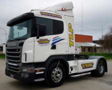 Unico En Su Estado. Vdo Espectacular Camion Scania G340 2011