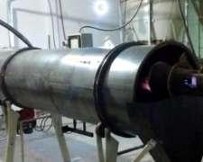 Horno Rotativo Secador Deshidratador