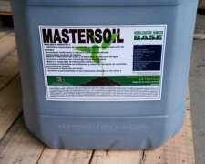 Fertilizante Orgánico-biológico Concentrado Mastersoil