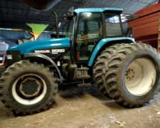 New Holland TM 8560 año 2000 165 HP Reparado