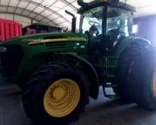 Tractor John Deere 7815 año 2008
