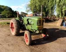 Tractor Deutz A50 con TDF
