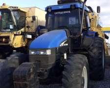 Tractor NH TS120 año 2007