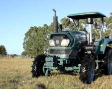 Tractor Brumby 75hp Doble Tracción Yto-cummins