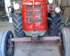 Tractor Fahr 45 Direccion Hidraulica Doble C.remoto