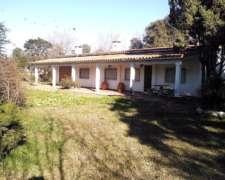 Campo En El Corazón Pampa Húmeda. Córdoba