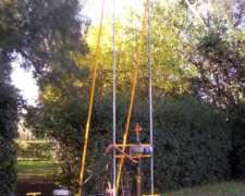 Maquina De Perforar Pozos De Agua - Perforadora - Hoyadora