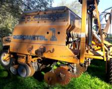 Sembradora De Grano Grueso Agrometal Tx-mega 13/52
