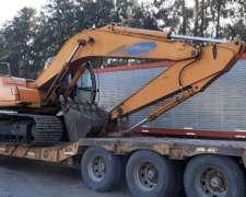 Excavadora Samsung 210 LC3