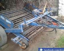 Removedor de Maní Agroindustrial .