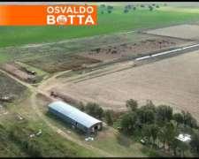 800 Has en Pichi Huinca, la Pampa