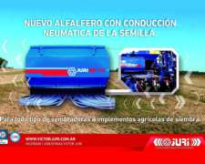 Alfalfero Juri I con Turbina Independiente