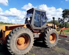 Tractor POS Desmonte Zanello