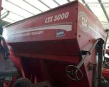 Fertilizadora de Arrastre Nani 3000 Litros