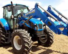 Tractor New Holland TD5 de 90 y 110 HP