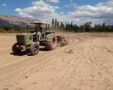 Servicio de Nivelacion Laser Agricola