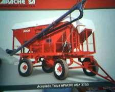 Acoplado Tolva Apache Nuevo, Vende Cignoli Hnos