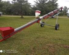 Chimango Cargador de Sembradora Motor Hidráulico 8 Mts