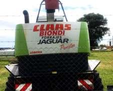Picadora Claas Jaguar 870 - año 2007