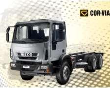 Camión Iveco Tector Premium 170 E28 Corvial