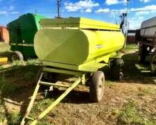 Acoplado Cisterna 3000 Lts
