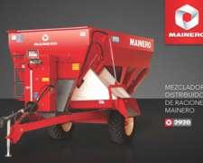 Mezclador Distribuidor De Raciones 2920 - Mainero