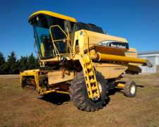 Cosechadora New Holland Tc57.