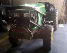 Vendo-permuto Tractor John Deere 5425n