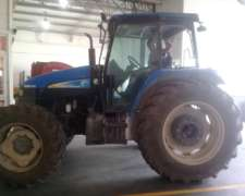 Tractor New Holland TS 6040 año 2011
