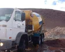 Alquiler Camiones Motohormigoneros