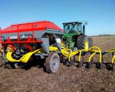 Fertilizadora / Sembradora Incorporadora LSI 4000 Neumática