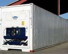 Reffer Container Refrigerados Entre Rios