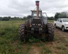 Tractor Valmet 1780 4X4 con Genovese 36 Discos