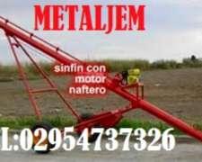 Colonia Menonita,silos Aereos,chimangos,comederos Aut_consum