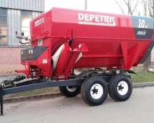 Mixer 10 M3 Depetris Nuevo Modelo