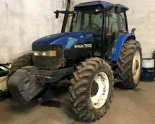 New Holland TM 125 125 HP