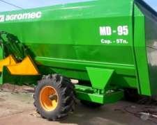Mixer Agromec MD95 - Tambos Feed LOT