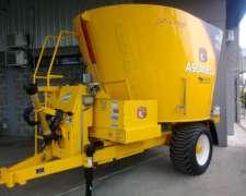 Mixer Ascanelli RS-1600 de 14m3