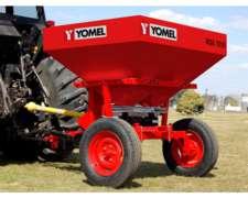 Fertilizadora de Arrastre Yomel RDA 600/1050